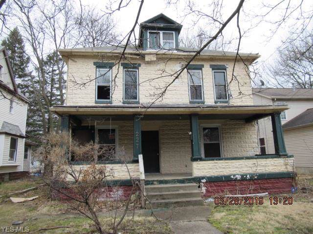 227 Rhodes Avenue, Akron, OH 44302 (MLS #4150848) :: RE/MAX Trends Realty