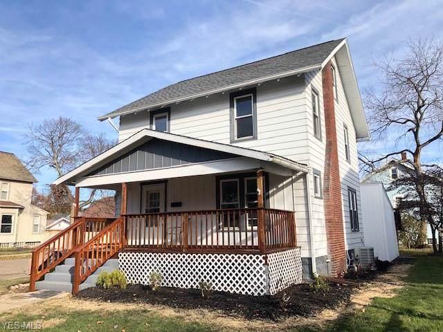 627 2nd Street NW, New Philadelphia, OH 44663 (MLS #4150983) :: Keller Williams Chervenic Realty