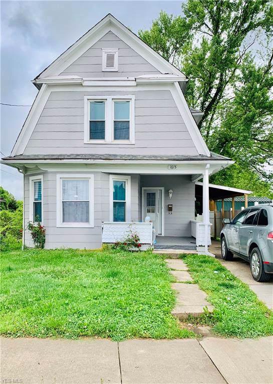 1615 Staunton Avenue, Parkersburg, WV 26101 (MLS #4151127) :: RE/MAX Trends Realty