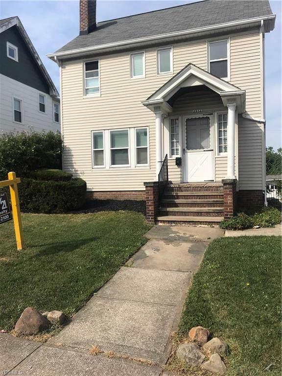 4856 E 90th Street, Garfield Heights, OH 44125 (MLS #4151423) :: The Crockett Team, Howard Hanna