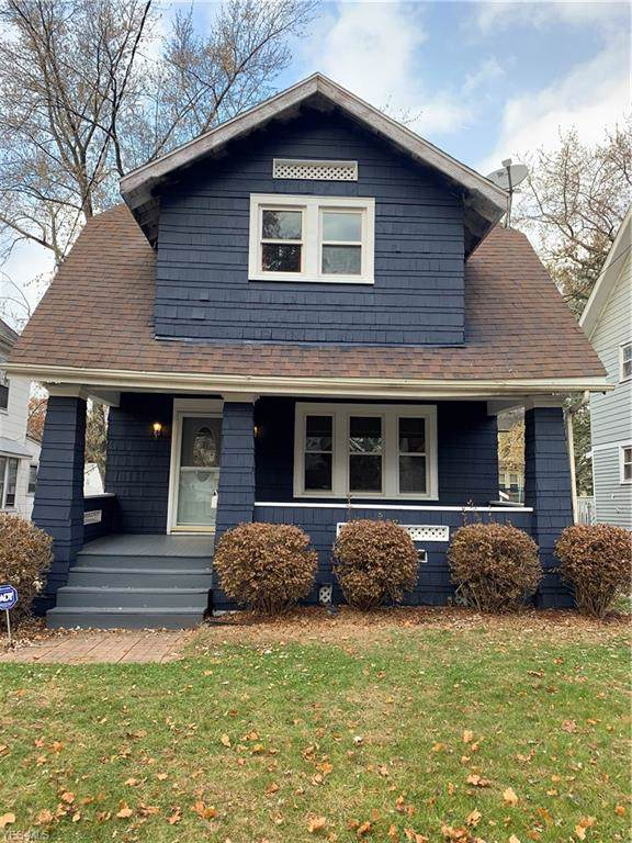 169 E Archwood Avenue, Akron, OH 44301 (MLS #4151753) :: RE/MAX Edge Realty