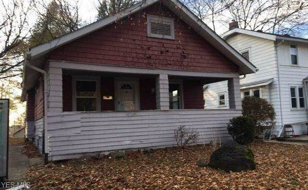 618 Sanford Avenue, Akron, OH 44305 (MLS #4151869) :: RE/MAX Edge Realty