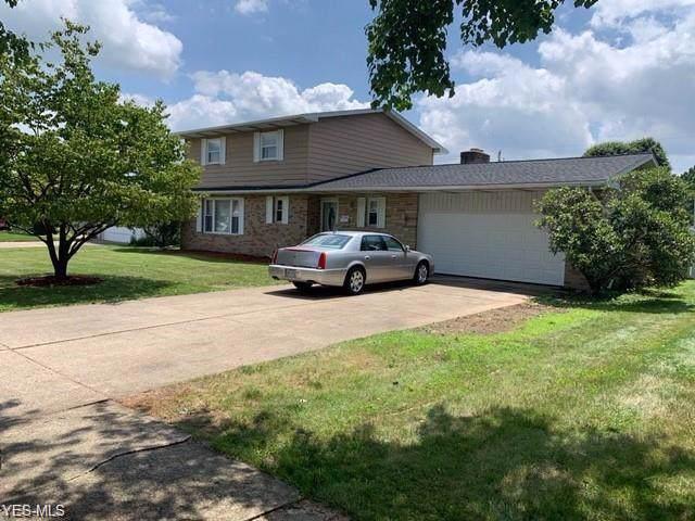 634 Orchard Avenue NW, New Philadelphia, OH 44663 (MLS #4152740) :: Keller Williams Chervenic Realty