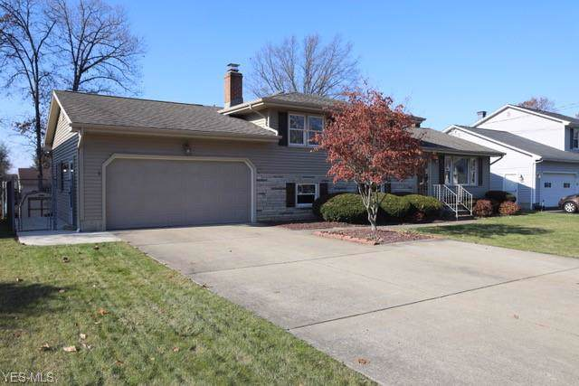182 Maple Leaf Drive, Austintown, OH 44515 (MLS #4153140) :: RE/MAX Valley Real Estate