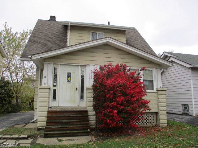 4632 E 85th Street, Garfield Heights, OH 44125 (MLS #4153179) :: The Crockett Team, Howard Hanna