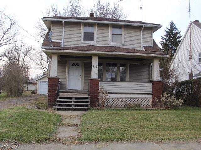 914 Belvedere Avenue SE, Warren, OH 44484 (MLS #4154362) :: The Crockett Team, Howard Hanna
