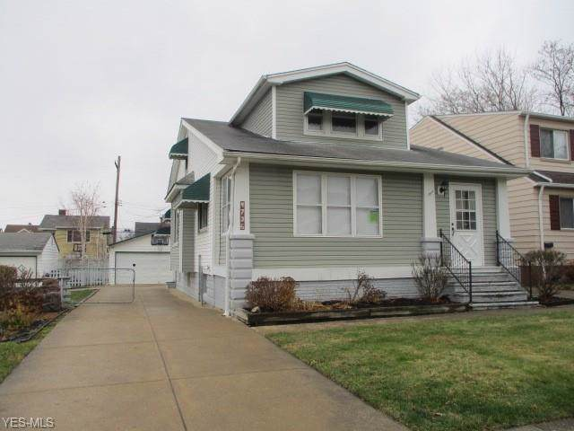 4736 E 88th Street, Garfield Heights, OH 44125 (MLS #4154421) :: RE/MAX Trends Realty