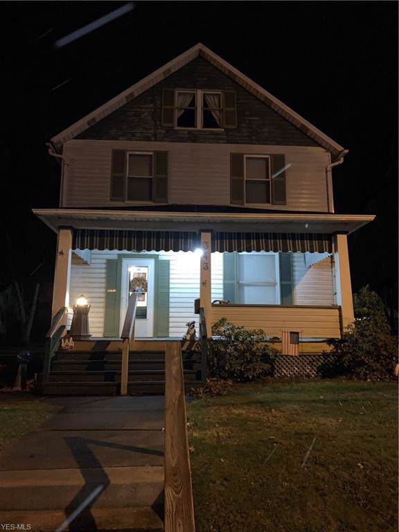 343 E Taggart Street, East Palestine, OH 44413 (MLS #4154664) :: RE/MAX Valley Real Estate