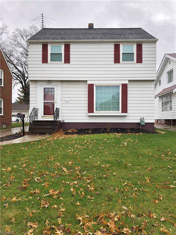 2427 Brookview Boulevard, Cleveland, OH 44134 (MLS #4154912) :: RE/MAX Trends Realty
