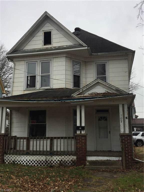 1702 Park Street, Parkersburg, WV 26101 (MLS #4155014) :: The Crockett Team, Howard Hanna