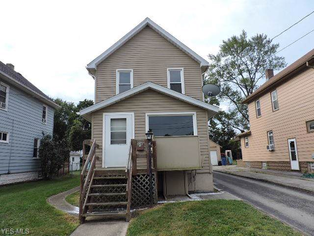 228 Maplewood Avenue, Struthers, OH 44471 (MLS #4155075) :: RE/MAX Valley Real Estate