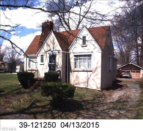 151 Comstock Street NE, Warren, OH 44483 (MLS #4155163) :: RE/MAX Valley Real Estate