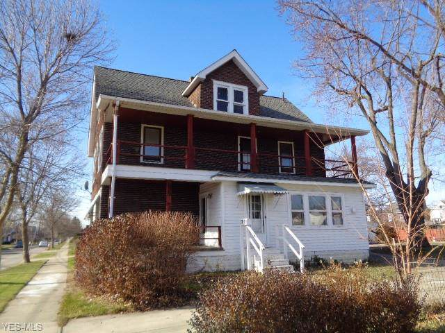 20975 Miller Avenue, Euclid, OH 44119 (MLS #4157274) :: RE/MAX Trends Realty