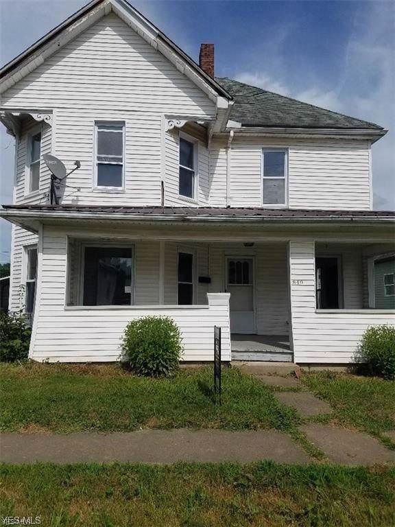 840 Railroad Street, Caldwell, OH 43724 (MLS #4157370) :: The Crockett Team, Howard Hanna