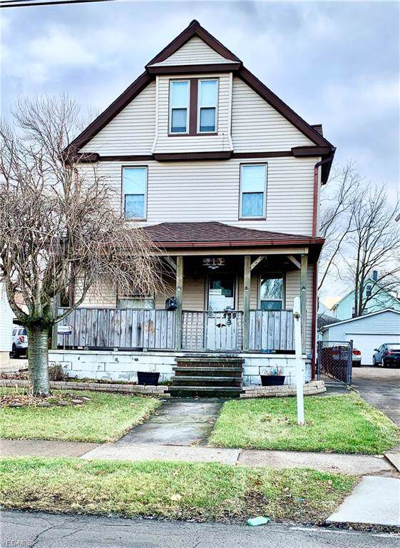 213 W 28, Lorain, OH 44055 (MLS #4157494) :: RE/MAX Trends Realty