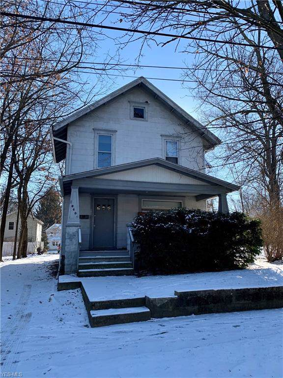 640 Day Street, Akron, OH 44305 (MLS #4157823) :: RE/MAX Valley Real Estate