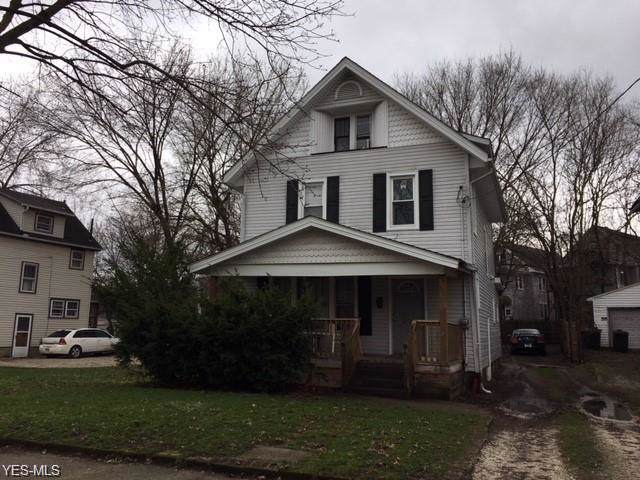 228 Oakdale Avenue, Akron, OH 44302 (MLS #4157940) :: RE/MAX Valley Real Estate