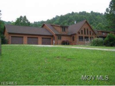 3112 Indian Creek Road, Harrisville, WV 26362 (MLS #4158071) :: The Crockett Team, Howard Hanna