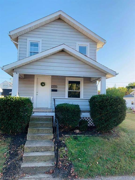 1527 Elm Street, Coshocton, OH 43812 (MLS #4158832) :: RE/MAX Trends Realty