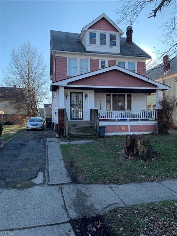11906 Hamlen Avenue, Cleveland, OH 44120 (MLS #4159745) :: The Holden Agency