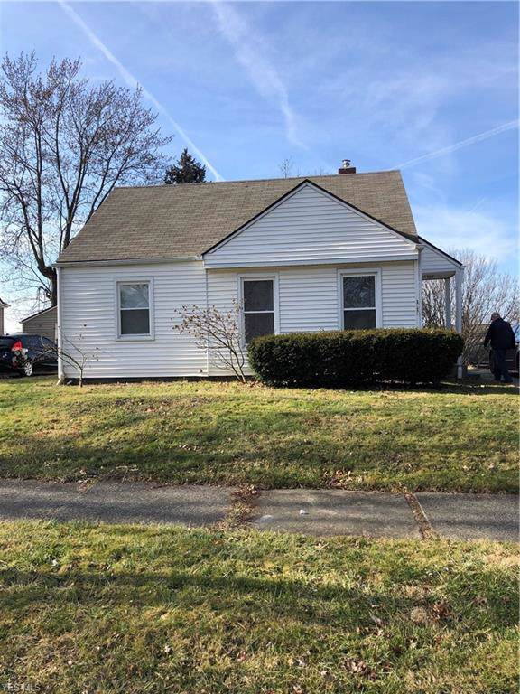 1616 Evergreen Avenue, Akron, OH 44301 (MLS #4161564) :: RE/MAX Valley Real Estate
