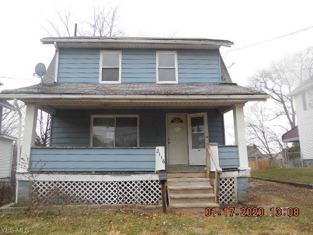 2116 17th Street SW, Akron, OH 44314 (MLS #4161684) :: RE/MAX Trends Realty