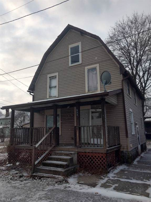 521 Fair Avenue NW, New Philadelphia, OH 44663 (MLS #4161778) :: RE/MAX Trends Realty