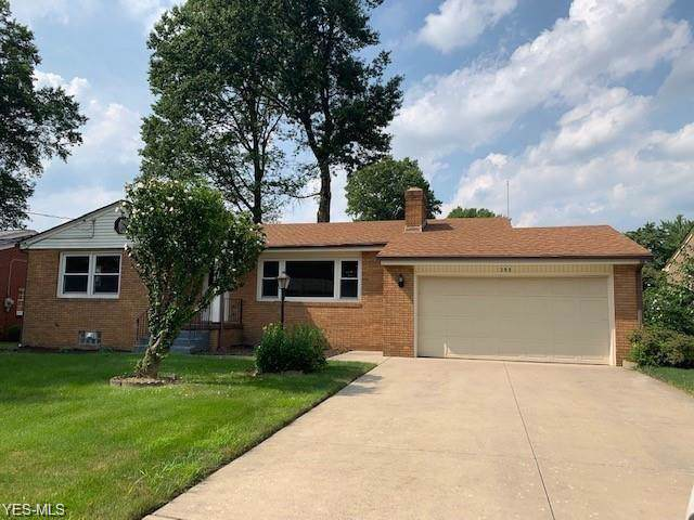 388 Argyle Avenue, Youngstown, OH 44512 (MLS #4161787) :: RE/MAX Edge Realty