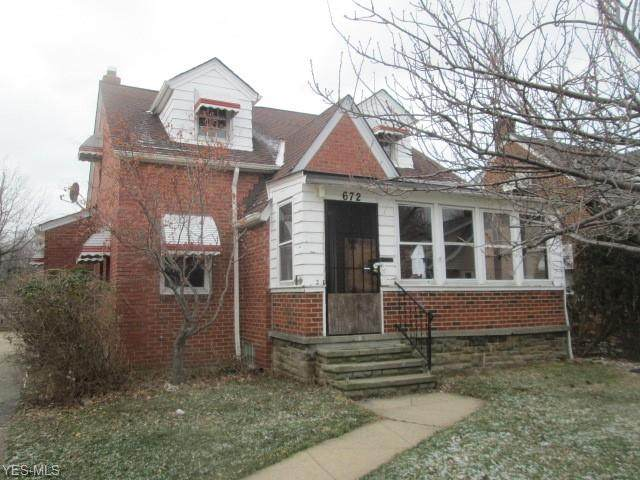 672 E 193rd Street, Euclid, OH 44119 (MLS #4162162) :: The Crockett Team, Howard Hanna