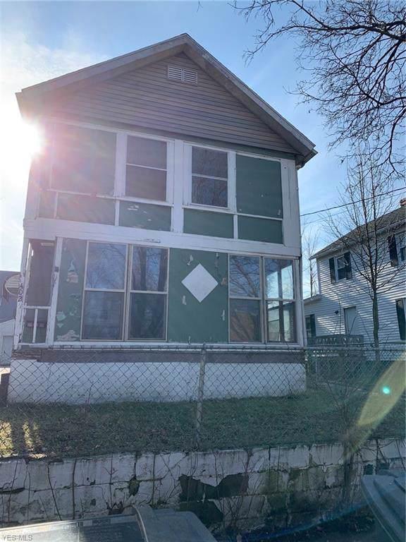 402 Stanton Avenue, Akron, OH 44301 (MLS #4162542) :: RE/MAX Edge Realty