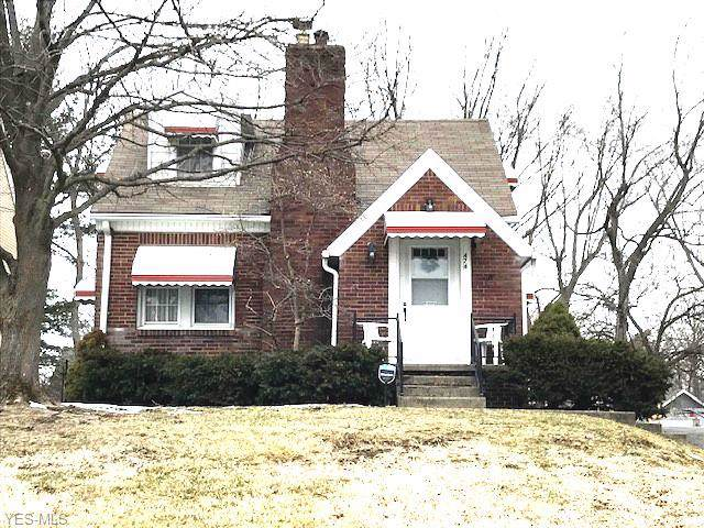 474 Parkview Street, Mansfield, OH 44903 (MLS #4162876) :: The Holden Agency