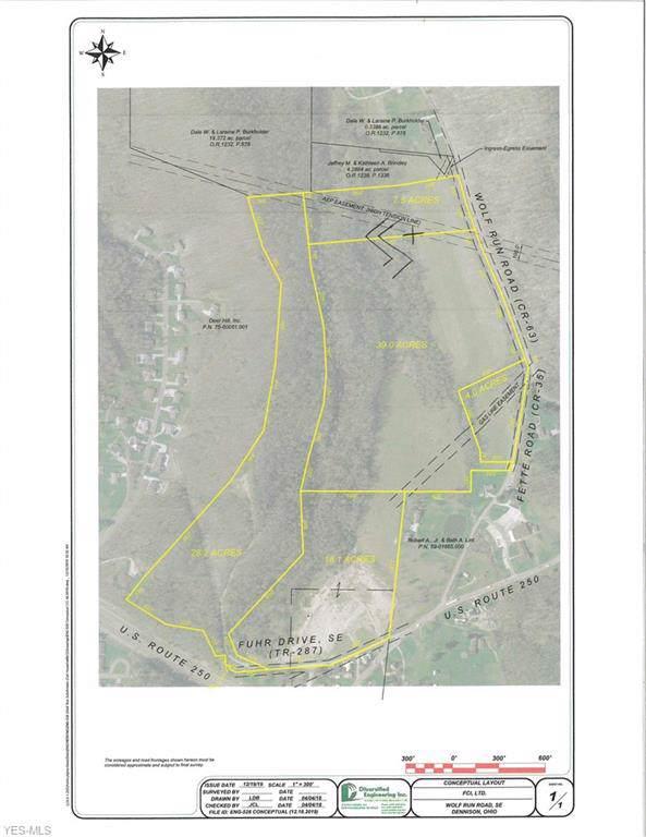 9999 Wolf Run Road SE, Dennison, OH 44621 (MLS #4162927) :: The Crockett Team, Howard Hanna