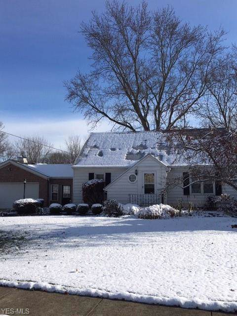 40 High Street, Seville, OH 44273 (MLS #4163327) :: RE/MAX Trends Realty