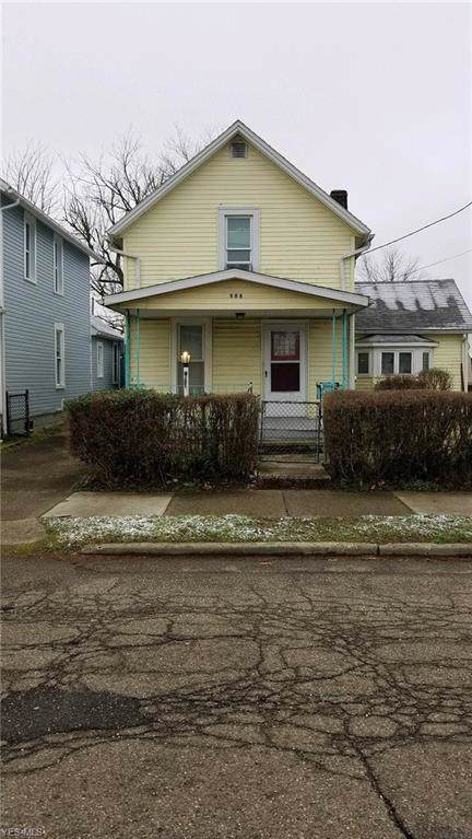 908 7th Street NE, Canton, OH 44704 (MLS #4163372) :: RE/MAX Trends Realty