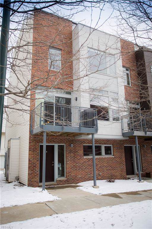 1253 W 75th Street D-1253, Cleveland, OH 44102 (MLS #4163378) :: RE/MAX Trends Realty