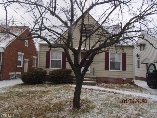 4030 W 140th Street, Cleveland, OH 44135 (MLS #4163785) :: RE/MAX Trends Realty