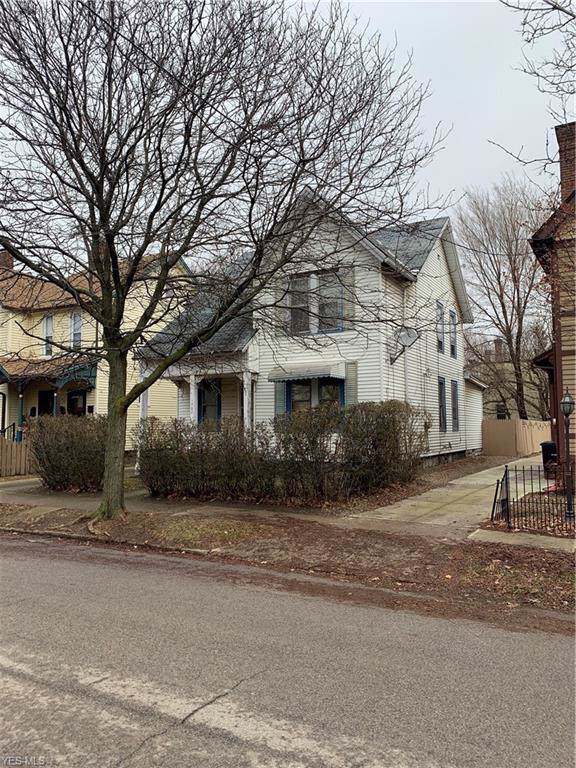 1767 W 32nd Street, Cleveland, OH 44113 (MLS #4163836) :: RE/MAX Trends Realty