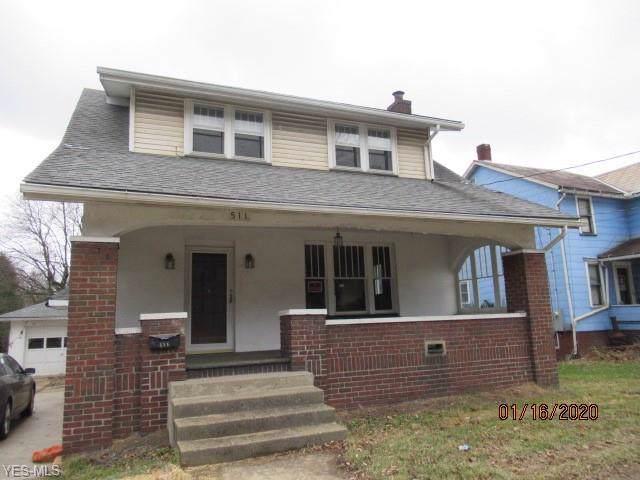 511 W Lincolnway, Minerva, OH 44657 (MLS #4164932) :: The Crockett Team, Howard Hanna