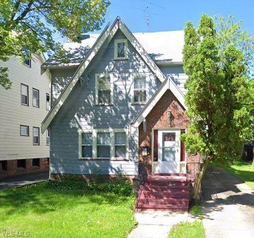 1562 Ivydale Road, Cleveland Heights, OH 44118 (MLS #4165202) :: The Crockett Team, Howard Hanna