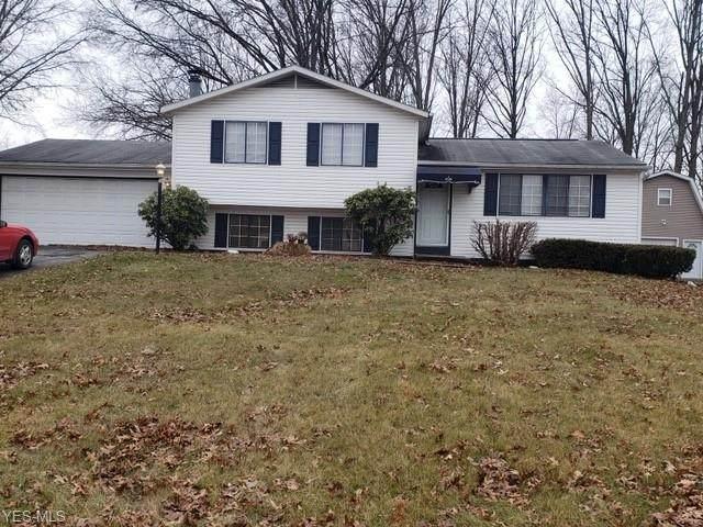1358 Northfield Drive, Mineral Ridge, OH 44440 (MLS #4166042) :: The Crockett Team, Howard Hanna