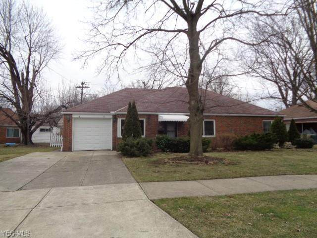 541 Birch Avenue, Euclid, OH 44132 (MLS #4167272) :: The Crockett Team, Howard Hanna