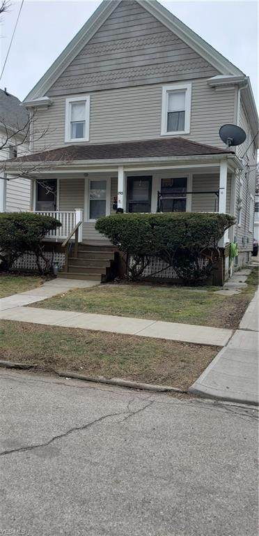 2915 Colburn Avenue, Cleveland, OH 44109 (MLS #4168071) :: The Crockett Team, Howard Hanna
