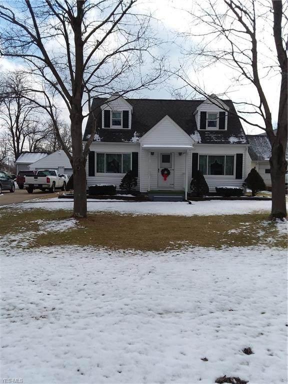 2030 Faye Road, Akron, OH 44306 (MLS #4168370) :: The Crockett Team, Howard Hanna