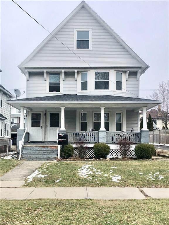1505 Wagar Avenue, Lakewood, OH 44107 (MLS #4168518) :: The Crockett Team, Howard Hanna