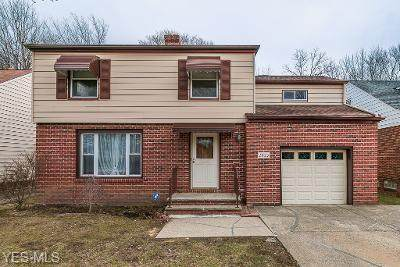 2025 Wrenford Road, South Euclid, OH 44121 (MLS #4168565) :: RE/MAX Valley Real Estate