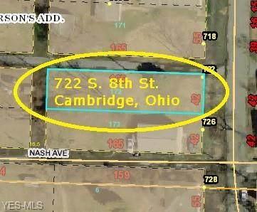 722 S 8th Street, Cambridge, OH 43725 (MLS #4169080) :: The Crockett Team, Howard Hanna