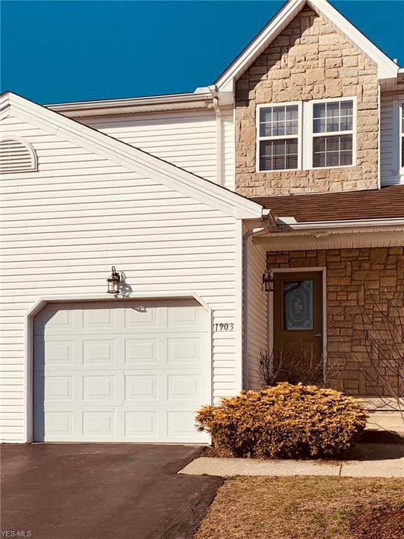 601 E Western Reserve Road #1903, Poland, OH 44514 (MLS #4169617) :: The Holly Ritchie Team