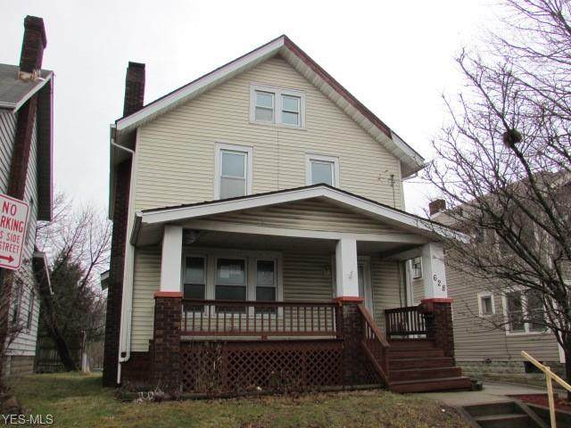 628 Oxford Avenue, Akron, OH 44310 (MLS #4170256) :: RE/MAX Trends Realty