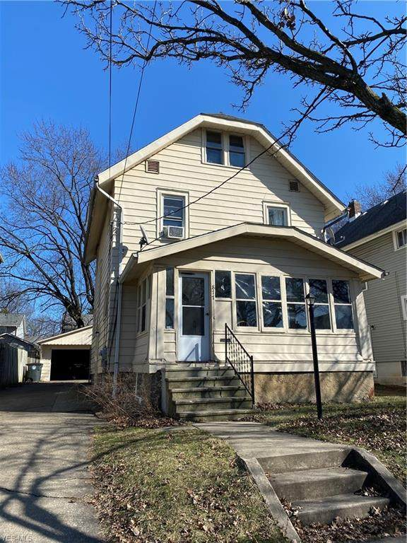 877 Hammel Street, Akron, OH 44306 (MLS #4170750) :: RE/MAX Above Expectations