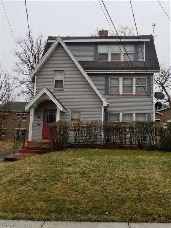 261 W Dennick Avenue, Youngstown, OH 44504 (MLS #4170843) :: RE/MAX Valley Real Estate